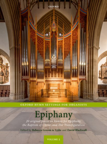 Oxford Hymn Settings for Organists: Epiphany