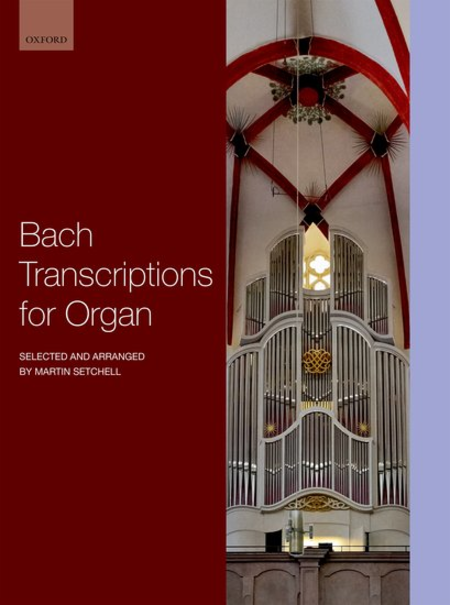 Bach Transcriptions for Organ