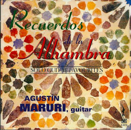 Solo Guitar Favourites / Recuerd