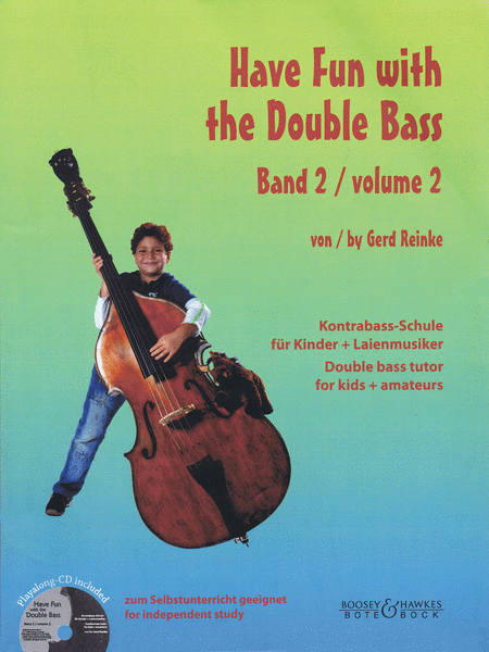 Have Fun with the Double Bass