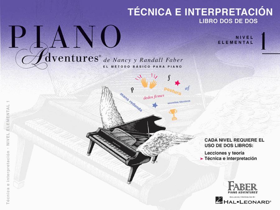Tecnica e Interpretacion - Libro Dos de Dos - Nivel Elemental 1