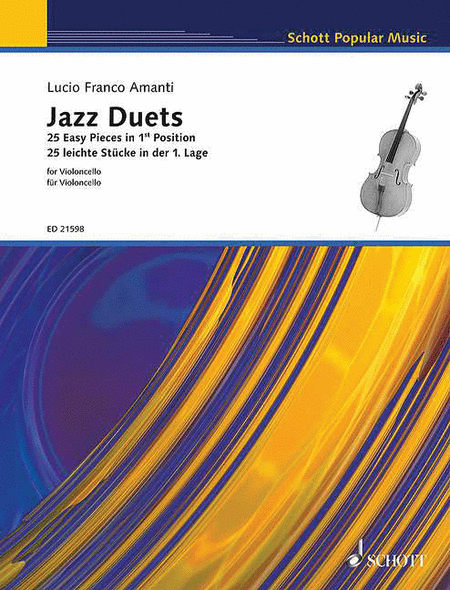 Jazz Duets for Cello