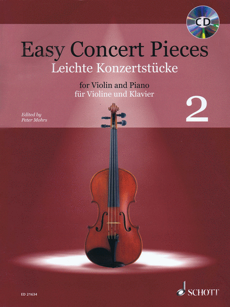 Easy Concert Pieces, Vol. 2