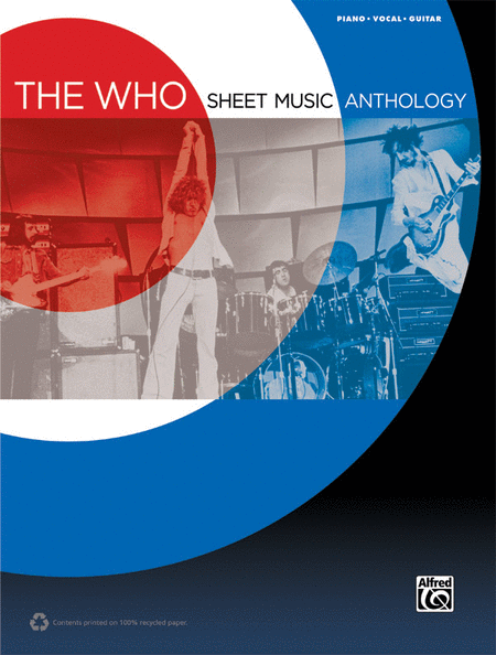 The Who -- Sheet Music Anthology