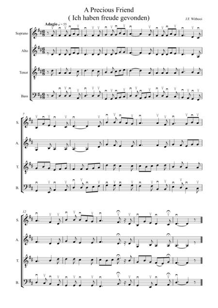 Violin Trio mov I Allegro
