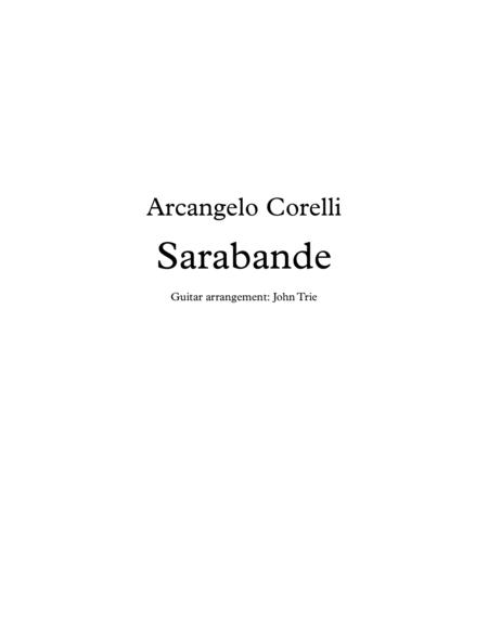 Sarabande - ACs001 tab