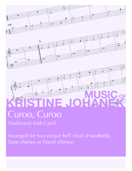 Curoo, Curoo (2 octave handbells, tone chimes or hand chimes)