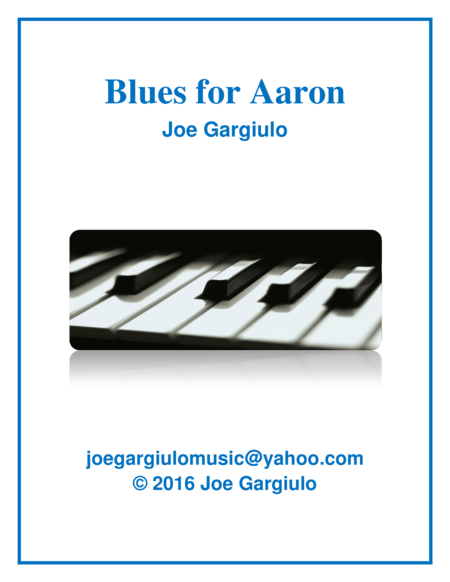 Blues For Aaron