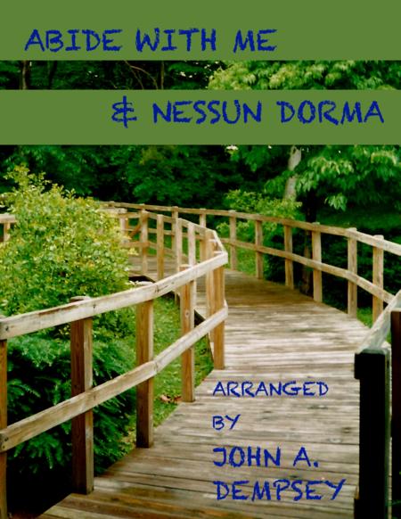 Abide with Me / Nessun Dorma (Piano Solo)