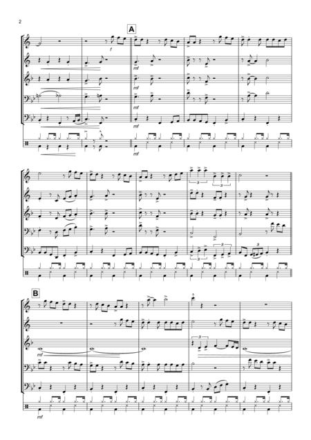 The Continental: Brass Quintet