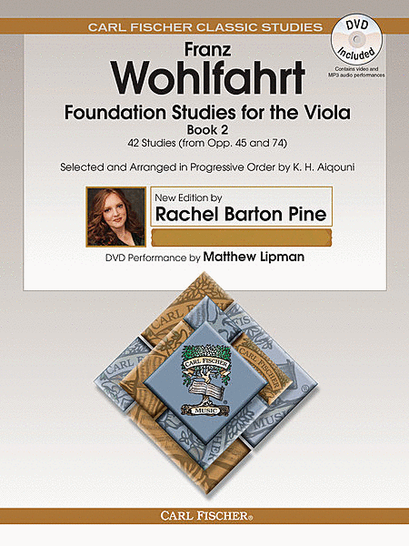 Foundation Studies for the Viola, Book 2