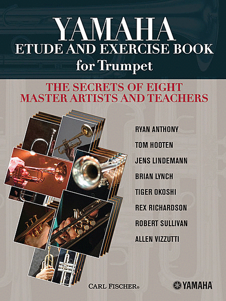 Yamaha Etude and Exercise Book for Trumpet