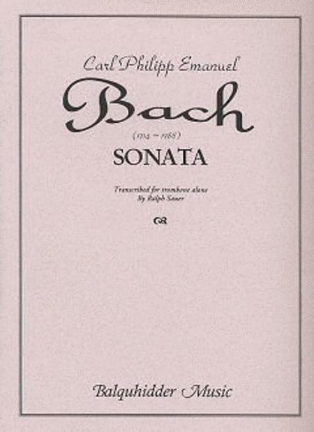 Sonata for Trombone Alone