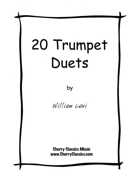 20 Trumpet Duets