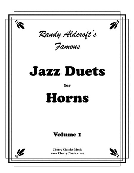 Famous Jazz Duets, v. 1 Horn Duet