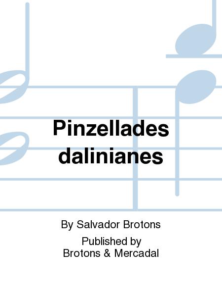 Pinzellades dalinianes