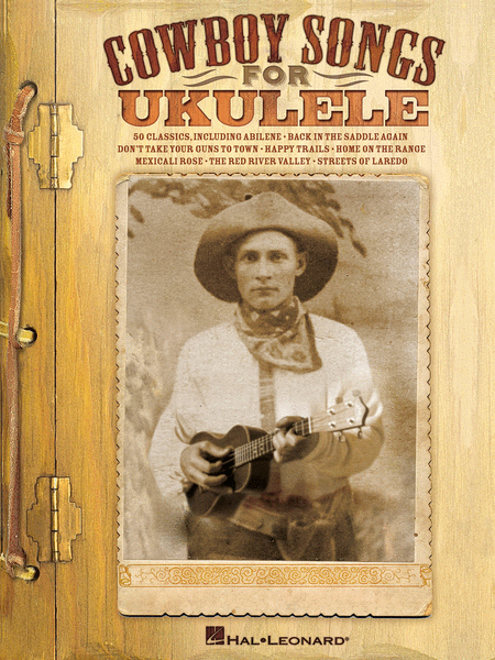 Cowboy Songs for Ukulele