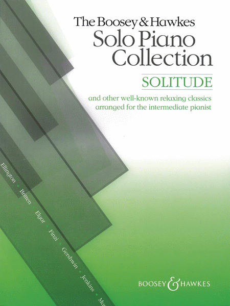 The Boosey & Hawkes Solo Piano Collection: Solitude
