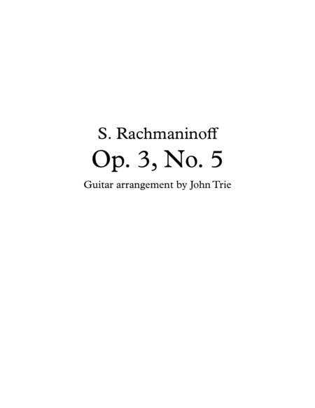 Opus 3, No. 5