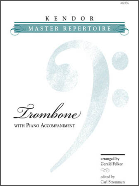 Kendor Master Repertoire - Trombone