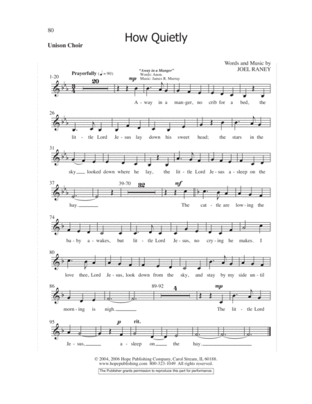 Let the Children Sing: SATB Settings with Opt. Children's Voices