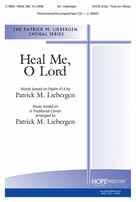 Heal Me, O Lord