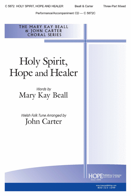 Holy Spirit, Hope and Healer