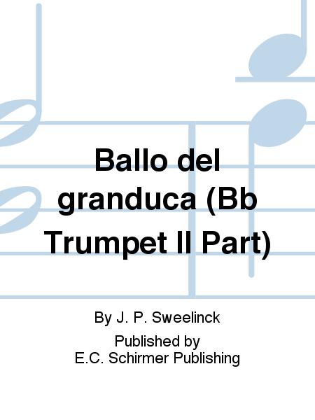 Ballo del granduca (Bb Trumpet III Part)