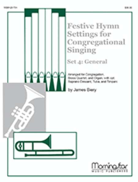 Festive Hymn Settings for Congregation, Set 4, General
