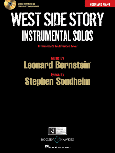 West Side Story Instrumental Solos