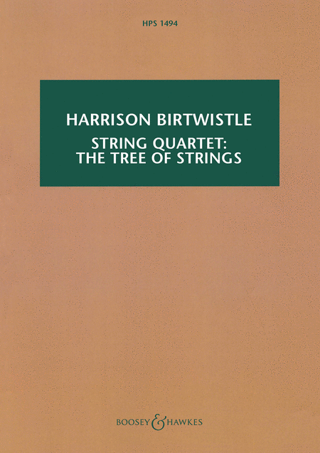 String Quartet: The Tree of Strings