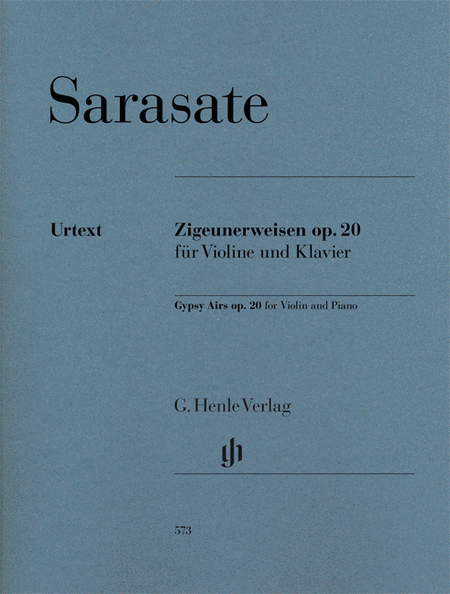 Gypsy Airs, Op. 20 (Zigeunerweisen Opus 20)
