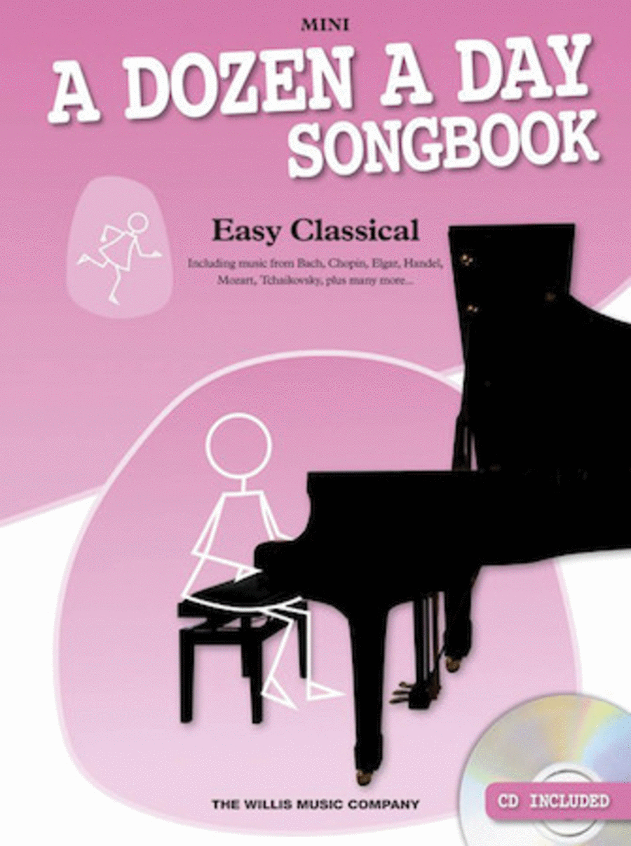 A Dozen a Day Songbook - Easy Classical, Mini
