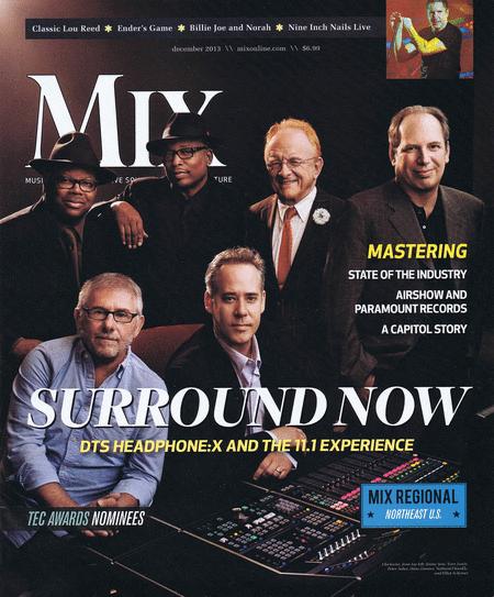 Mix Magazine - December 2013 Issue