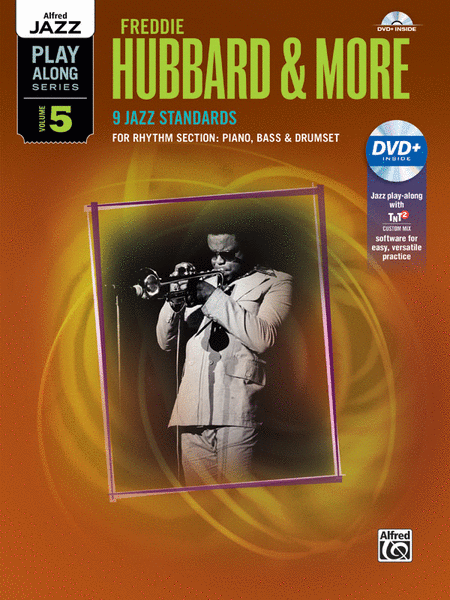 Alfred Jazz Play-Along -- Freddie Hubbard & More, Volume 5