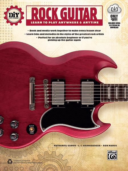 DiY (Do it Yourself) Rock Guitar