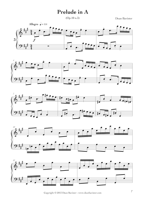 24 Preludes for Piano (Opus 10)