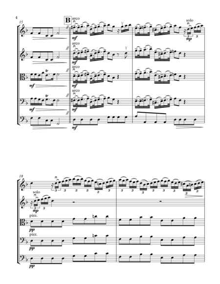 Andante - From Concerto for Two Mandolins RV 532
