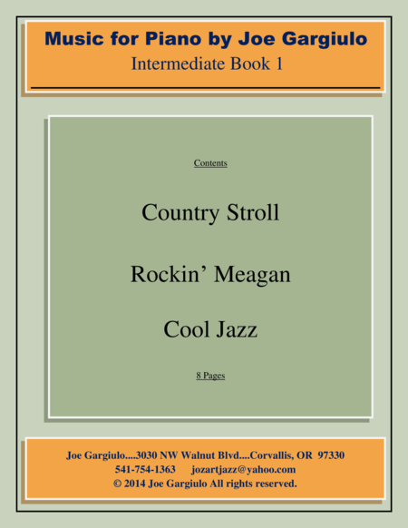 Intermediate Book 1