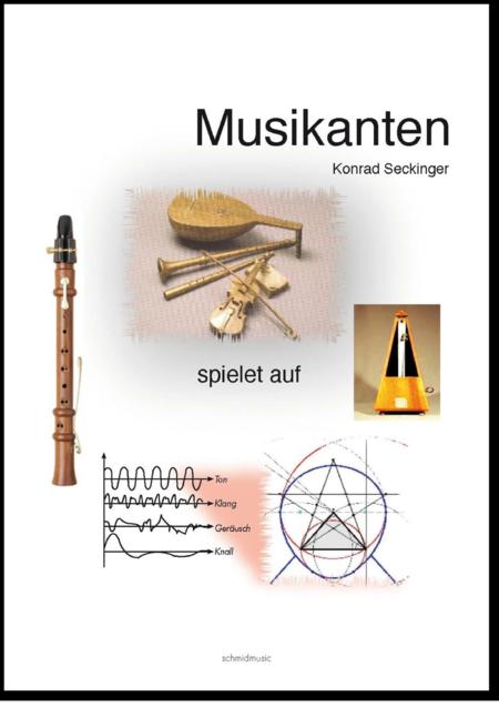 Musikanten spielet auf