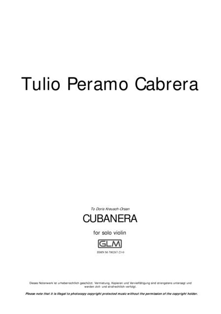 Cubanera