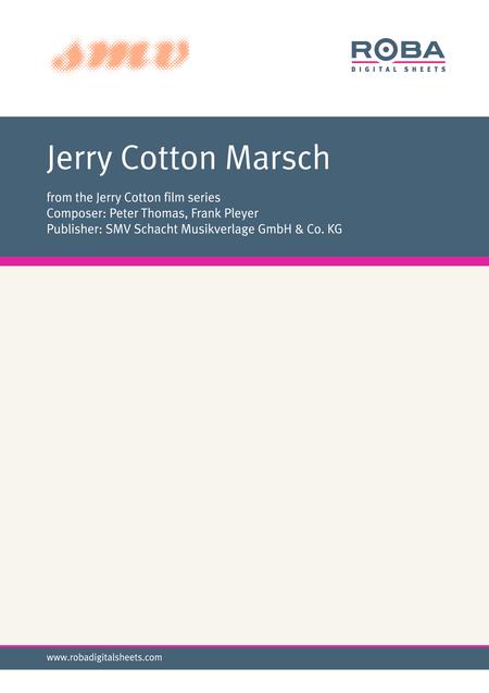 Jerry Cotton Marsch