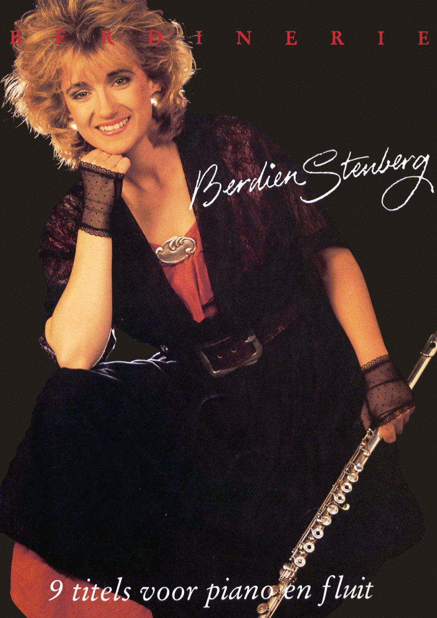 Berdien Sternberg - 9 titels voor piano en fluit