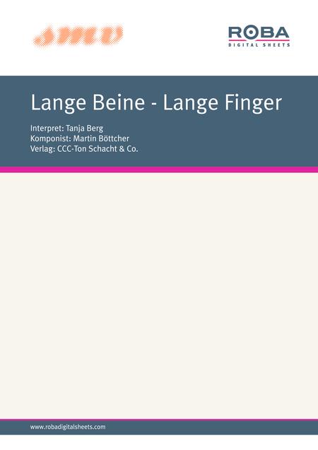 title lange beine finger oclc