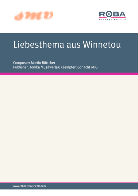 Liebesthema aus Winnetou