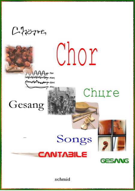 Drei Lieder zur Weihnachtszeit