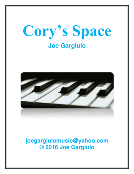 Cory's Space