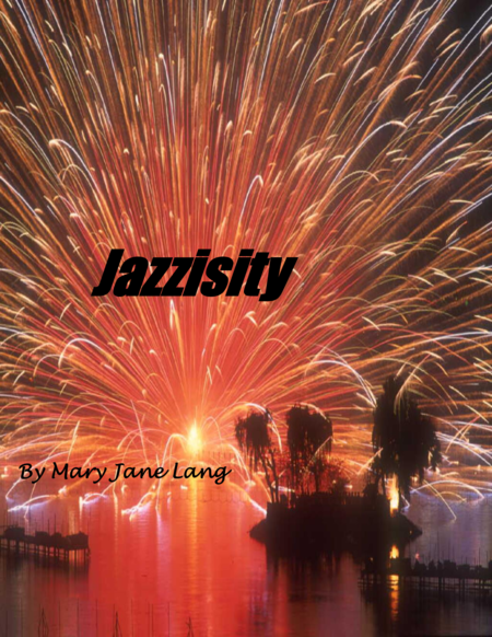 Jazzisity for Bb Soprano or Tenor Sax and Piano
