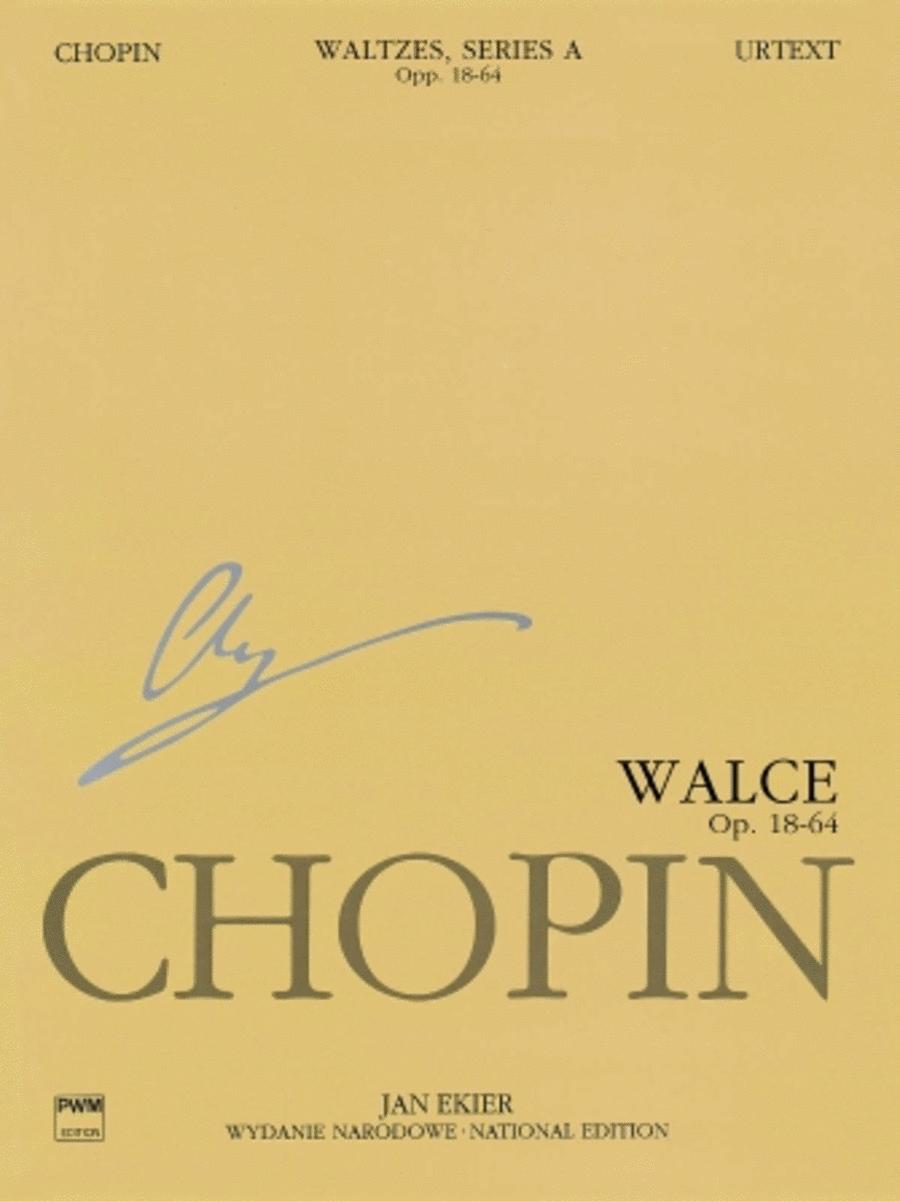 Waltzes Op. 18, 34, 42, 64