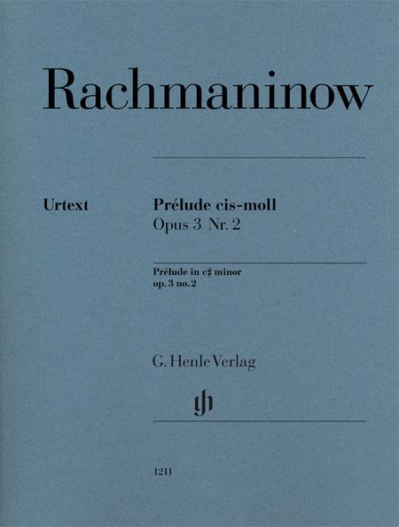 Prelude in C-sharp minor, Op. 3, No. 2